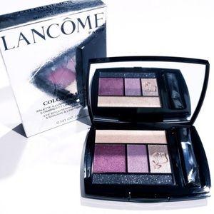Lancôme mauve Cherie 5 pan eyeshadow palette